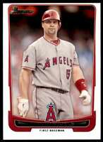 2012 Bowman Albert Pujols Los Angeles Angels #49