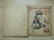 Braun & Schneider um 1900: Aus der guten alten Zeit, lustige Bilder und Scherze
