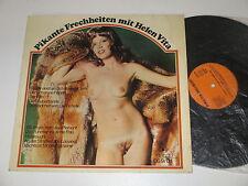 LP/PIKANTE FRECHHEITEN MIT HELEN VITA/Delta Music/SEXY NUDE/MEGARAR