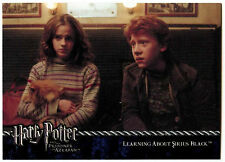 Harry Potter & The Prisoner Of Azkaban #15 Cards Inc Trade Card (C332)