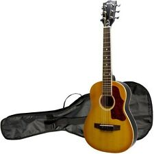 Gibson Acoustic Guitar For Kids Beginners Compact Wood Mini Musical Instrument