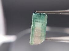 Natural Tri-color Afghan Tourmaline crystal 8.81ct