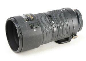 Nikon AF Nikkor 80-200mm F2.8 D ED Telephoto Zoom Lens + Front & Rear Caps