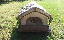Field and Stream Two Room Mini Tent Store Display Pet Dog Cat Salesman Sample
