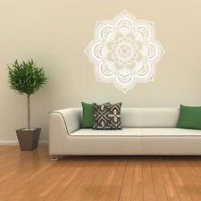 Bohemian Mandala Flower Indian Art Wall Stickers Decal Mural Home Vinyl Family