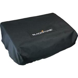 """BLACKSTONE Table Top Griddle Cover Portable Grill Cover UV Protected Black 22"""""""