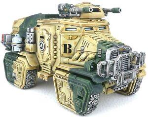 Warhammer 40k Astra Militarum Imperial Guard Taurox