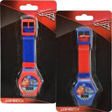Disney Cars 3 LCD Watch Set of 2