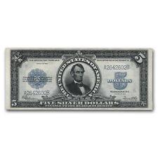 1923 $5.00 Silver Certificate Lincoln Porthole VF - SKU #150949