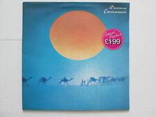 """Santana 12"""" Stereo Vinyl Gatefold LP Caravanserai 1972"""
