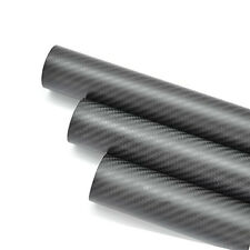 19mm Carbon Fiber Tube OD19mm* ID16mm *500mm 3K Roll Matt Surface (US 1PC 19*16)