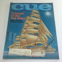 Cue Magazine: July 9 1976 - Triumph of the Tall Ships Never Before & Never Again