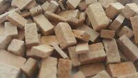 1 35 diorama accessorys buff stone wall blocks
