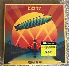 Led Zeppelin - Celebration Day - 3 LP Box Set - 180 Gram Vinyl - New - Sealed!!!