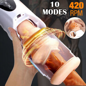 Automatic Sucking Male Masturbators Cup Blowjob Machine Handsfree Stroker Sextoy