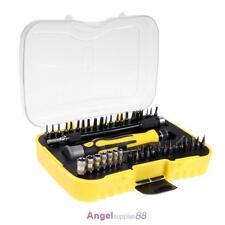 45pc Precision Screwdriver Tool Torx Screw Driver Set Kit Repair Phone PC Laptop