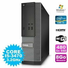 Desktop PC Dell Dell Optiplex SO Windows 7