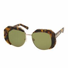 """BRAND NEW Karen Walker """"Domingo"""" 1701553 Crazy Tort w Gold Sunglasses"""
