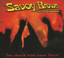 Savoy Brown Featuring kim Simmonds. New CD