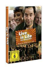LIVE IS LIFE DIE SPÄTZÜNDER DVD KOMÖDIE NEU