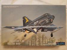 Fujimi H-19 British Phantom F-4K Yellow Bird 1:72 Neu und eingetütet