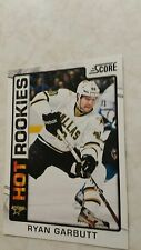 2012-13 Score HOT ROOKIES RYAN GARBUTT Card 511