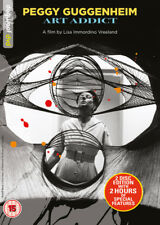 Peggy Guggenheim - Art Addict 5050968002450 DVD Region 2