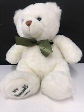 My Harrods White Teddy  - Harrods London