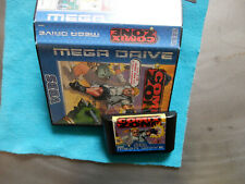 COMIX Zone  - PAL - EUR Version - MASTER PIECE  - SEGA Mega Drive