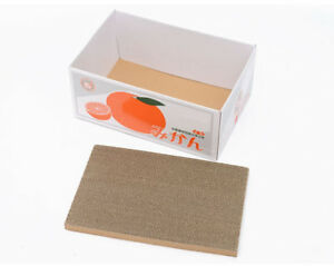 Fashion Corrugated Dog Bed Box Claw Care Sleeping Mat Cat Scratching Post Board