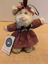 "5"" Boyds Archive Collection Bears Style #56274 Katalina Kafinata Ornament Jointe"