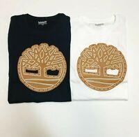 New Men's Timberland Seasonal Casual / Fashion Logo Crew Neck SS T-shirt