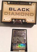 2015-16 UD Black Diamond Rick Nash Auto #'d 97/99