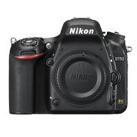 Nikon D750 Digital SLR Camera Body 24.3MP FX-format Brand New