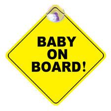 Baby on Board Warning Car Sticker Window Tail Reflective Decor 2019 Perfect F2J2