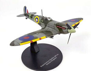 1:72 Modèle Spitfire Supermarine Mk5-B Echelle Métal Moulé Raf Avion Mkv IXO