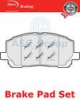 Apec Pastillas de Freno Frontales Set Repuesto de calidad OE pad1282