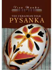 PYSANKA English book, Decorating Easter Eggs, Folk Patterns Designs, How to, Dye