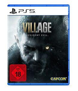 Resident Evil Village - PS5 - USK18