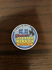 $2.50 Bronco Billy's Casino Chip Blackhawk Colorado