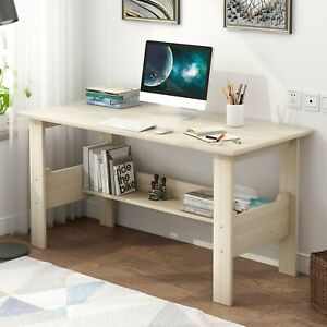 """40""""Home Desktop Computer Desk Bedroom Laptop Study Table Office Desk Workstation"""