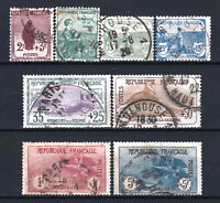 """FRANCE STAMP TIMBRE N° 148 / 155 """" PREMIERE SERIE ORPHELINS """" OBLITERES TB T089"""