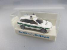 Rietze: Polizei-Wagen Audi A4 Avant Nr.50792 (GK6)
