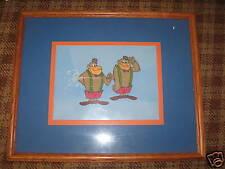 Original Magilla the Gorilla framed cartoon cell