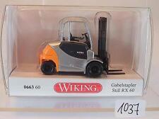 Wiking 1/87 Still RX 60 Gabelstapler OVP #1037