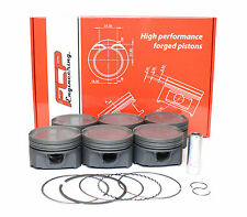 AUDI S4 RS4 2.7 V6 BITURBO CR 8.5 FCP SCHMIEDEKOLBEN / FCP FORGED PISTONS KIT