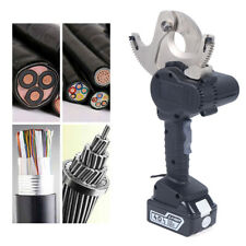 Electric Cable Cuttercut Armored Cable Upto 54mmtwo Stage Battery Cutter 110v