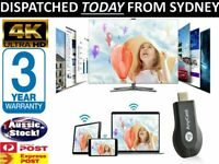 WiFi 1080P HDMI Anycast M4 Plus TV Display DLNA Wireless Miracast Airplay Dongle