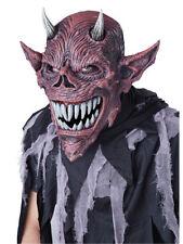 Party Devil Adult Unisex Costume Masks