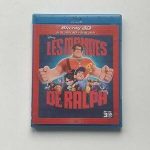 Les Mondes de Ralph 3D (blu-ray 3D+2D) 2012 ‧ Enfants/Animation Disney